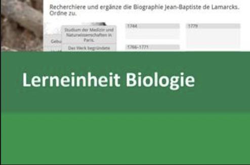 Interaktive Lerneinheit Biologie 6 – Wirbellose Tiere. Leben ohne Wirbelsäule