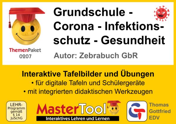 MasterTool - Corona - Infektionsschutz - Gesundheit (TP 207)