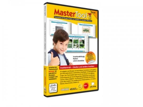 MasterTool - Insektenwelt: Libellen und andere Insekten (157)