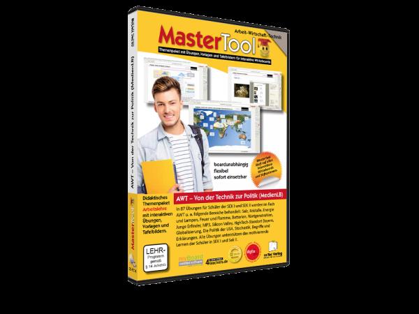 MasterTool - AWT - Von der Technik zur Politik (MedienLB) (189)