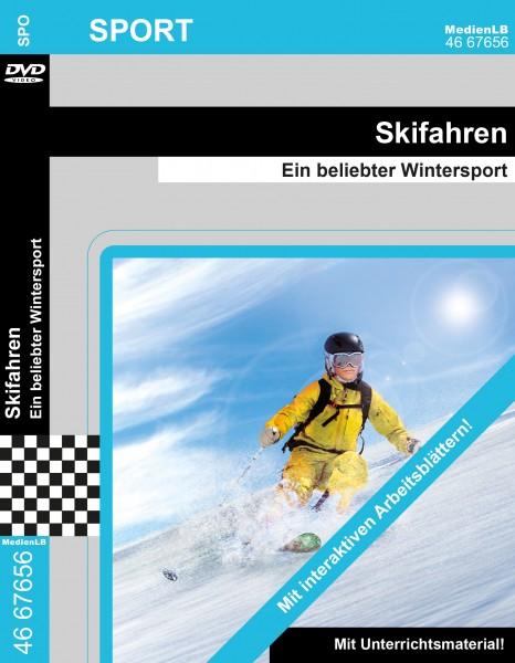 Skifahren - Ein beliebter Wintersport
