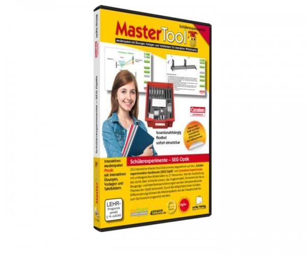 MasterTool - Schülerexperimente zu SEG Optik (103)