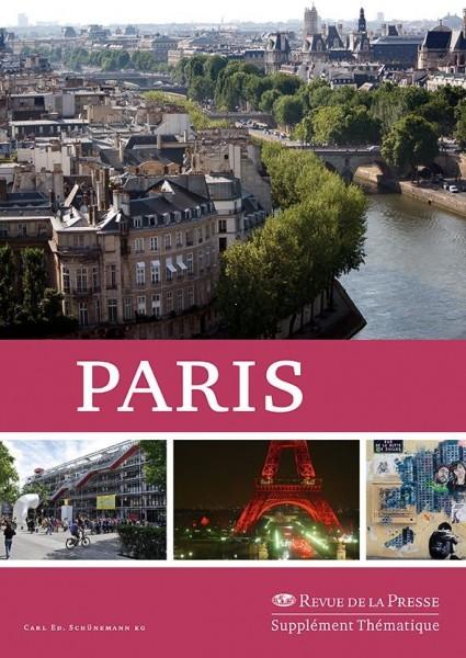PARIS – französisches Rezeptheft