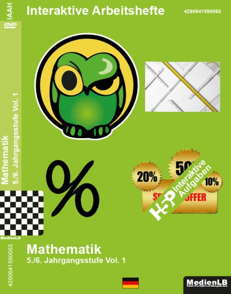 Mathematik-5-6 Vol. 1
