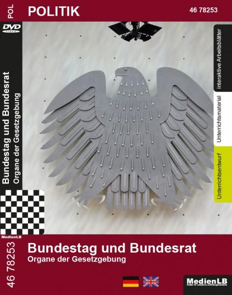 Bundestag und Bundesrat - Organe der Gesetzgebung