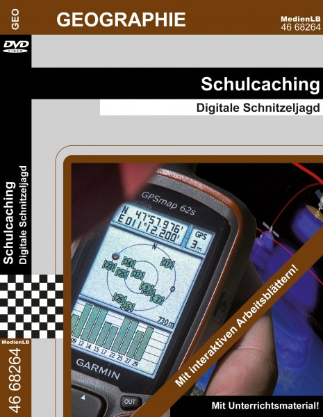 Schulcaching - Digitale Schnitzeljagd