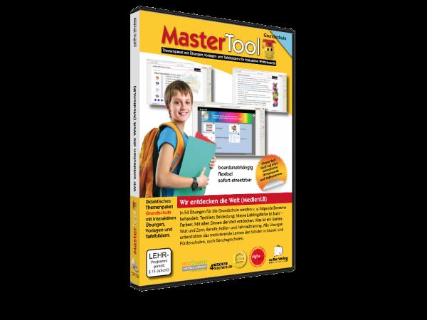 MasterTool - Grundschule - Wir entdecken die Welt (MedienLB) (181)