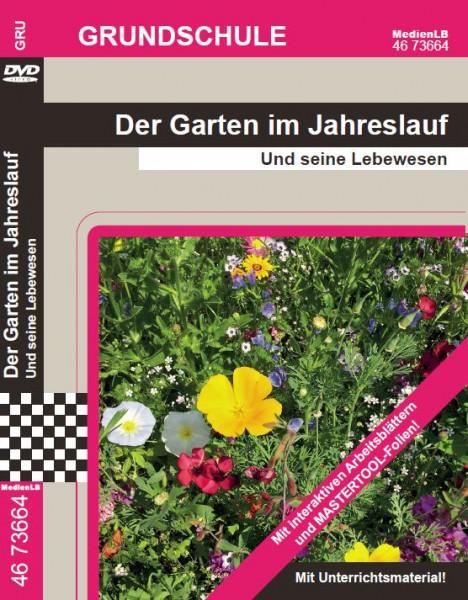 Der Garten im Jahreslauf - Und seine Lebewesen