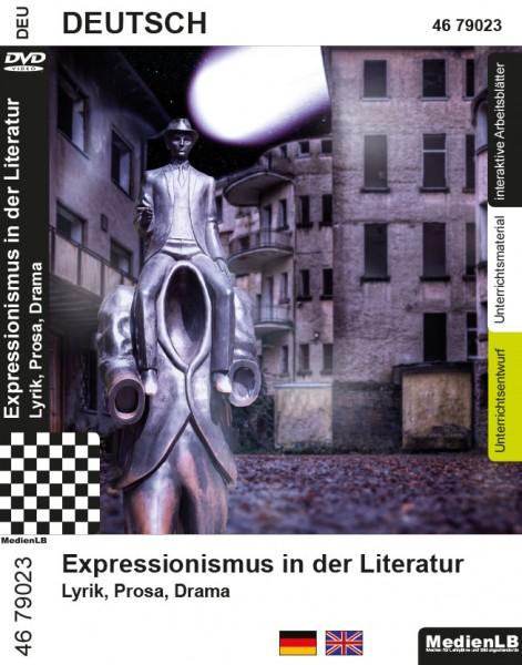 Expressionismus in der Literatur - Lyrik, Prosa, Drama