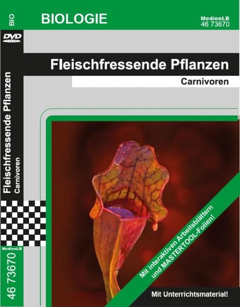 Fleischfressende Pflanzen - Carnivoren