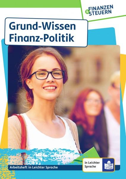 Finanzen & Steuern Klassensatz Grundwissen Finanzpolitik in Leichter Sprache