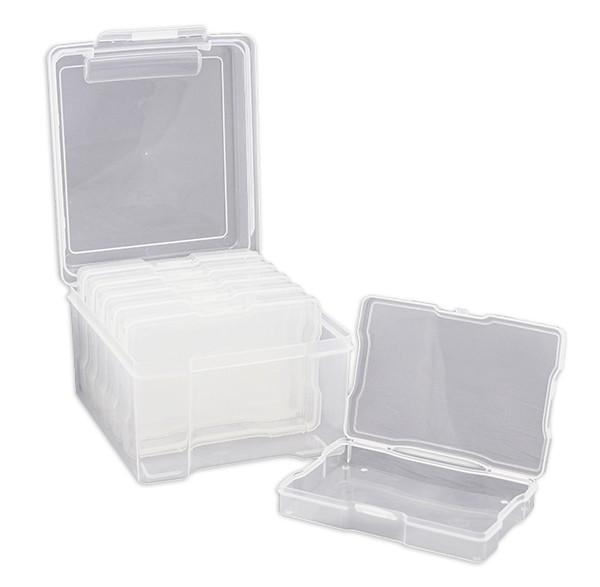Kunststoff-Boxen in der Box, 7-tlg.
