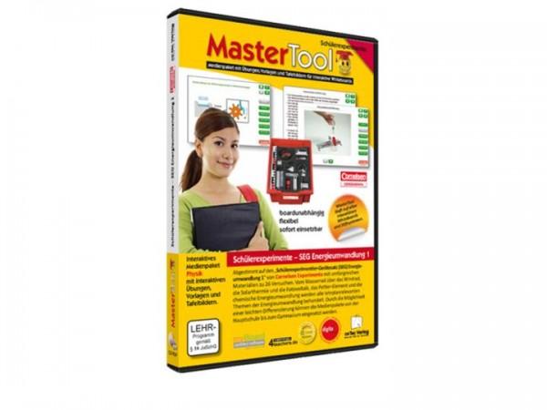 MasterTool - Schülerexperimente zu SEG Energieumwandlung 1 (129)