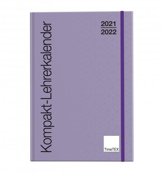 Kompakt-Lehrerkalender A4-Plus 2021/2022