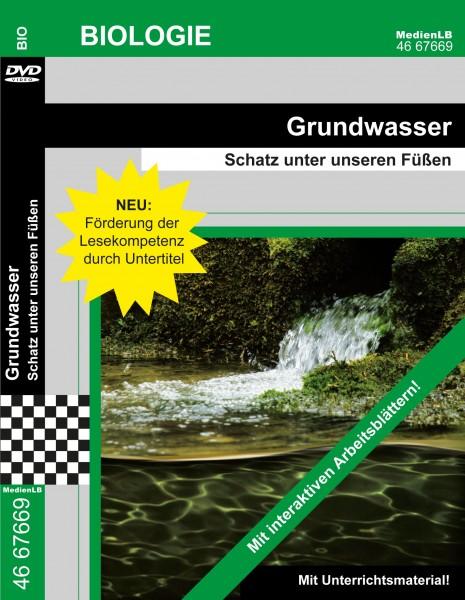 Grundwasser - Schatz unter unseren Füßen