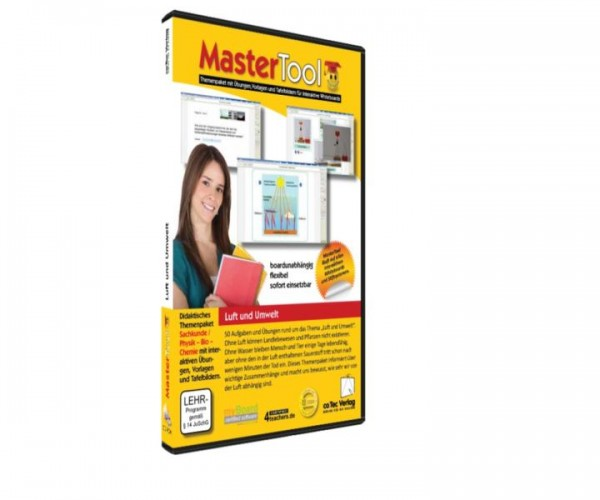 MasterTool - Sachkunde - Luft und Umwelt (6)