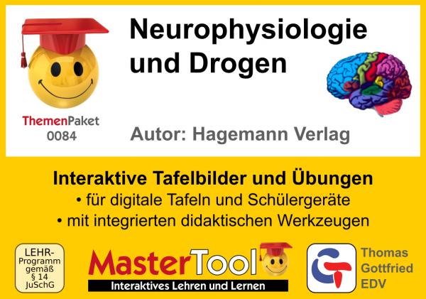 MasterTool - Neurophysiologie und Drogen (TP 84)