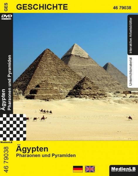 Ägypten - Pharaonen und Pyramiden
