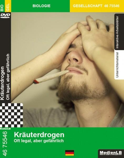 Kräuterdrogen - Oft legal, aber gefährlich