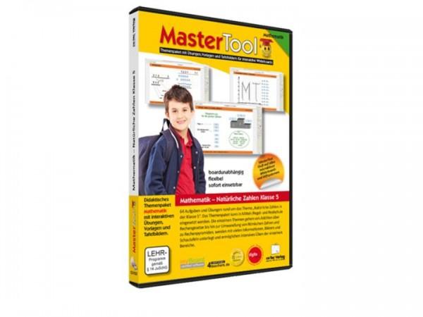MasterTool - Mathematik - Natürliche Zahlen Klasse 5 - Regelschule - Realschule (130)
