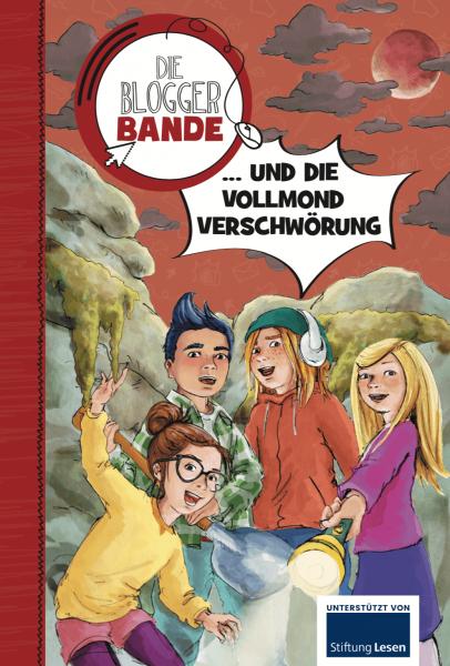 Die Bloggerbande… und die Vollmond-Verschwörung (PDF)