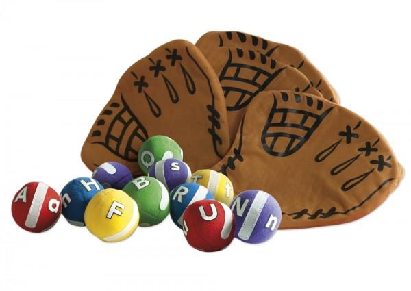 "Alphabet-Fang-Spiel ""Bewegtes Lernen"", 30-tlg."
