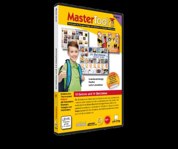 MasterTool - Religion: 10 Gebote und 14 Gleichnisse (174)