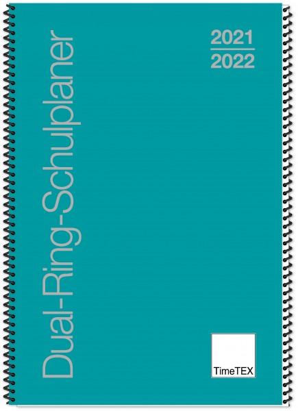 Dual-Ring-Schulplaner A5 2021/2022