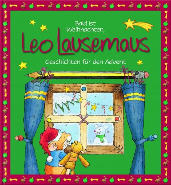 Bald ist Weihnachten, Leo Lausemaus!